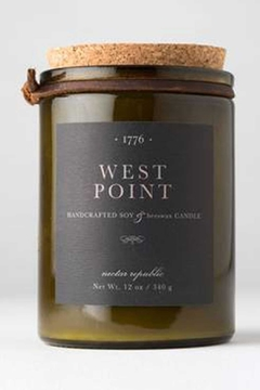 Nectar Republic West Point Candle - Alternate List Image