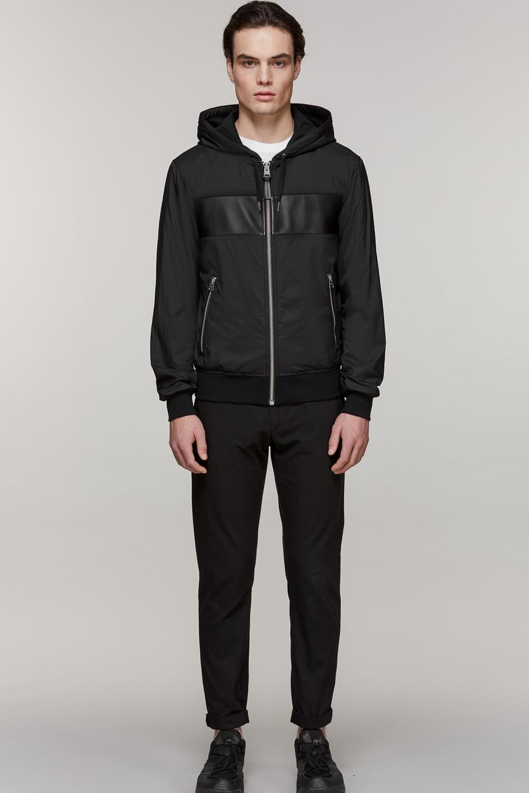 Mackage West Windebreaker Jacket - Main Image