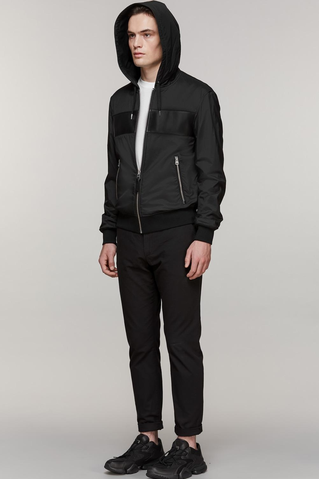 Mackage West Windebreaker Jacket - Side Cropped Image