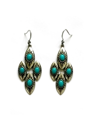 JChronicles Western Aztec Earring - Front cropped