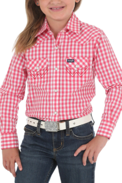 Wrangler Western Blouse - Alternate List Image