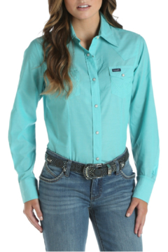 Wrangler Western Button Up - Product List Image
