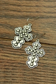 JChronicles Western Cross Earring - Product Mini Image