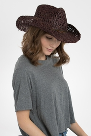 Peter Grimm Western Drifter Hat - Front full body
