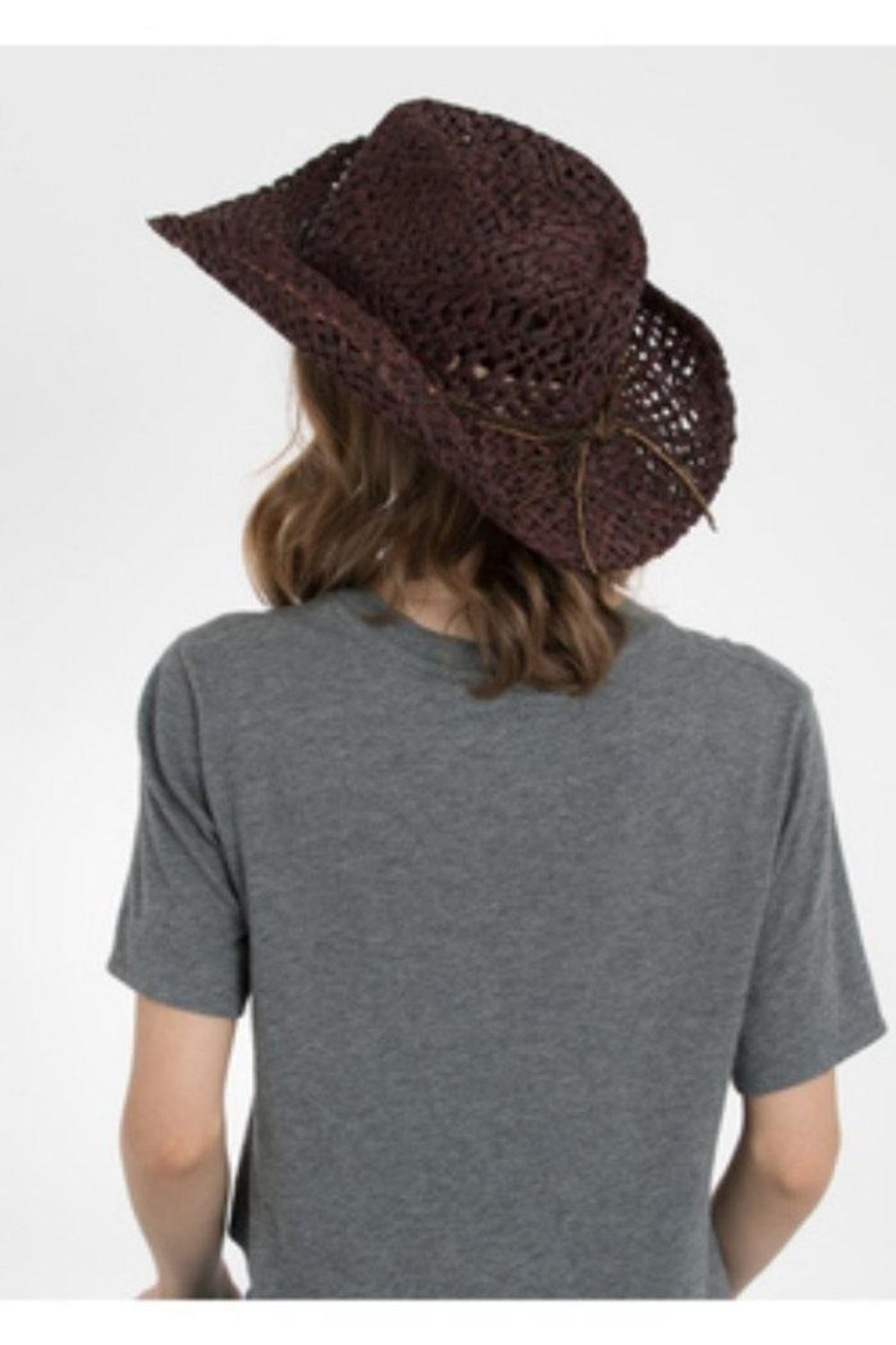 Peter Grimm Western Drifter Hat - Side Cropped Image