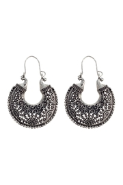 JChronicles Western Filigree Earrings - Product Mini Image