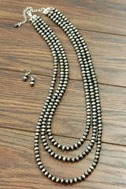 JChronicles Western Long Necklace - Product Mini Image