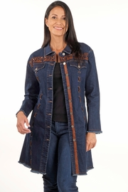 Venario Western Penelopez Trench - Front cropped