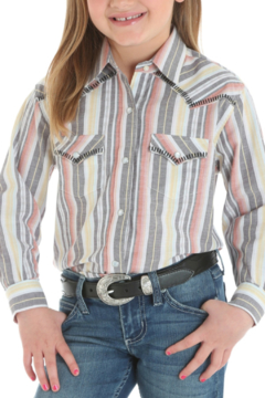 Wrangler Western Snap Shirt - Alternate List Image