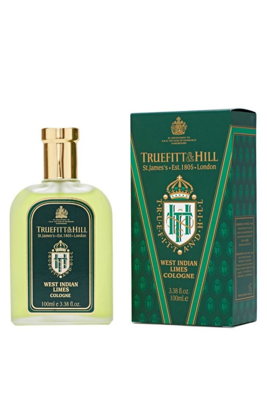 TRUEFITT AND HILL Westindian Limes Cologne - Main Image