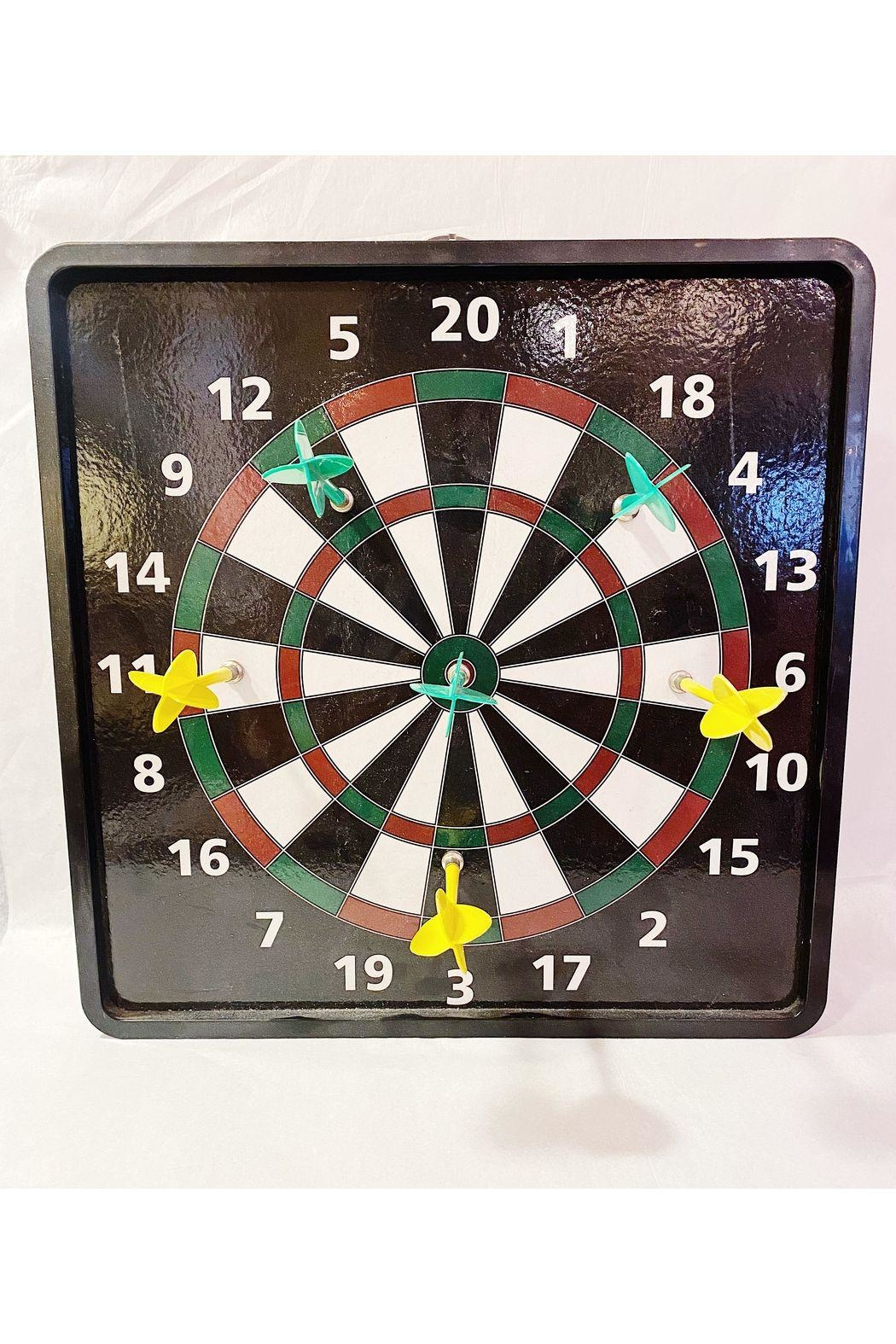 Westminster Two Side Magnetic Dart Board - Main Image