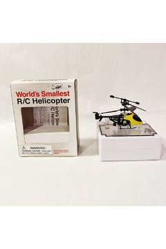 Shoptiques Product: World's Smallest Helicopter