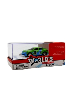 Westminster Worlds Smallest Rc Car Green - Product List Image