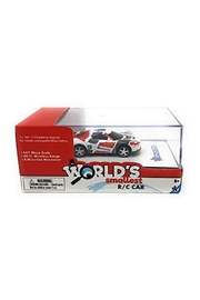 Westminster Worlds Smallest Rc Car White - Product Mini Image