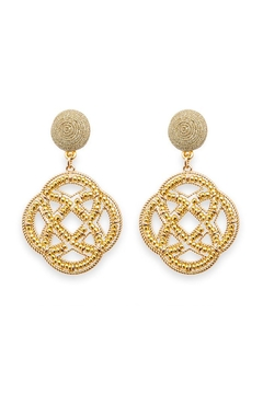 Fornash Westwood Earrings - Alternate List Image