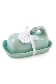 Two's Company Whale Butter Dish - Product Mini Image