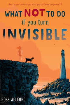 Penguin Books What-Not-To-Do-If-You Turn Invisible - Alternate List Image