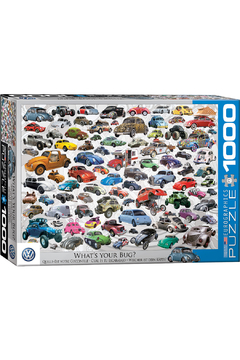 Eurographics What's Your Bug 1000 Piece Puzzle - Product List Image