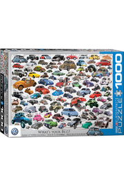 Eurographics What's Your Bug 1000 Piece Puzzle - Product Mini Image