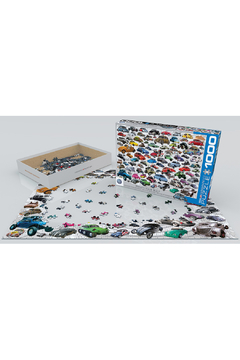 Eurographics What's Your Bug 1000 Piece Puzzle - Alternate List Image