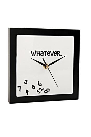 Expressions Whatever Clock - Main Image