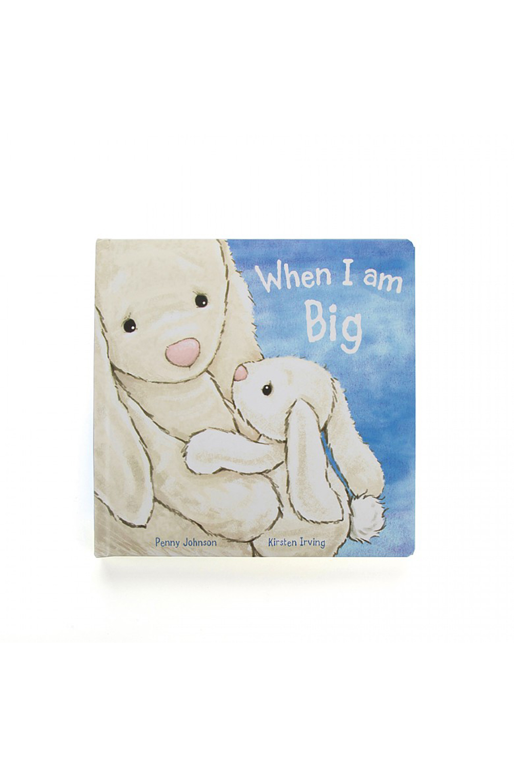Jellycat When I Am Big Boardbook - Front Cropped Image