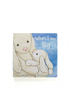 Jellycat When I Am Big Boardbook - Product List Image