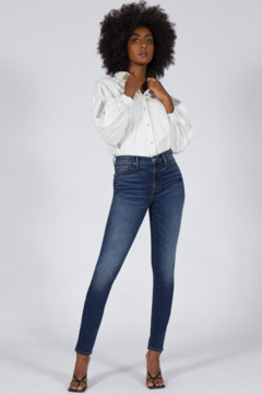 Black Orchid Denim When We Were Young High Rise Giselle - Alternate List Image