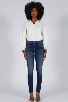 Black Orchid Denim When We Were Young High Rise Giselle - Product List Image