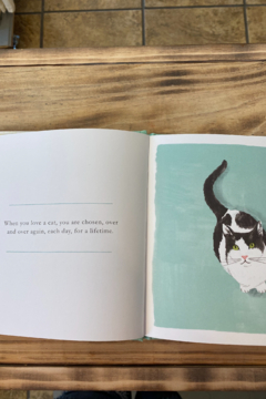 Compendium Books When You Love a Cat Book - Alternate List Image