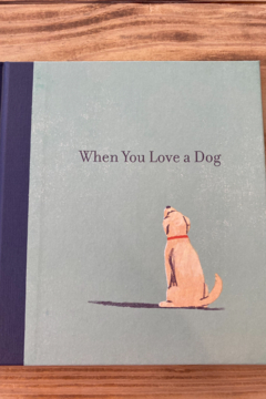 Compendium Books When You Love a Dog Book - Product List Image