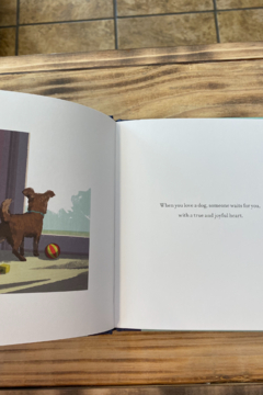 Compendium Books When You Love a Dog Book - Alternate List Image