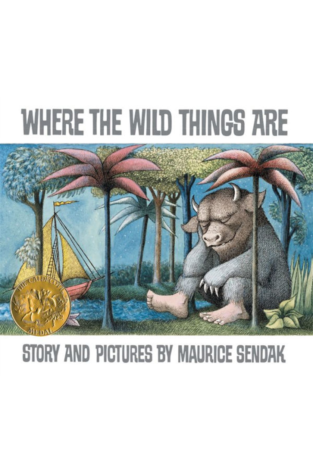 Harper Collins Publishers Where The Wild Things Are - Main Image