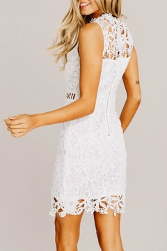 Pretty Little Things Whimsical Lace Dress - Alternate List Image