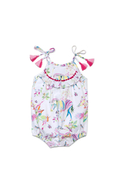 Egg  by Susan Lazar Whimsical Riya Romper - Product Mini Image