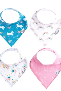 Copper Pearl Whimsy Bandana Bibs - Product List Image