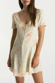 Whimsy and Row Amelia Dress- Floral - Product Mini Image