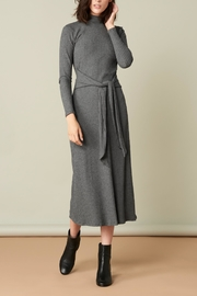 Whimsy and Row Grey Joan Dress - Product Mini Image