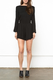 Whimsy and Row Nantucket Night Romper - Front full body