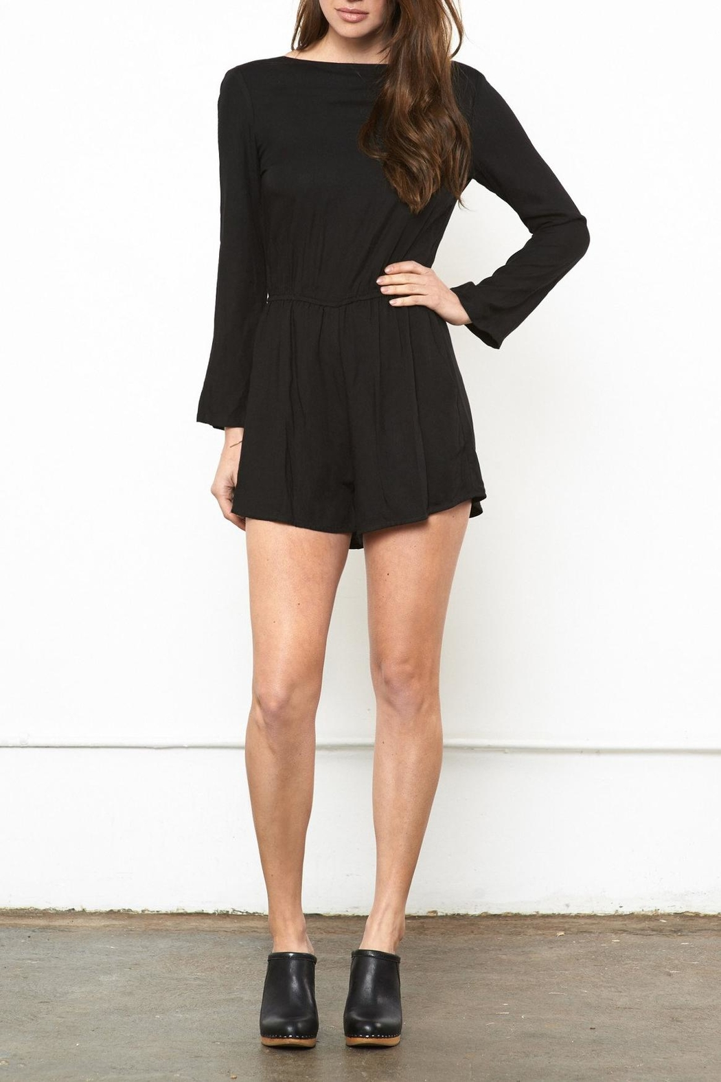 Whimsy and Row Nantucket Night Romper - Main Image