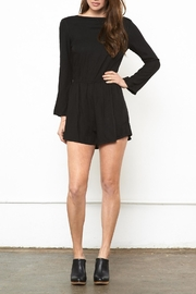 Whimsy and Row Nantucket Night Romper - Front cropped