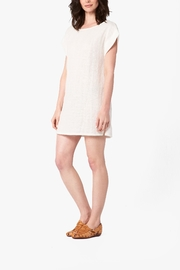 Whimsy and Row White Linen Dress - Product Mini Image