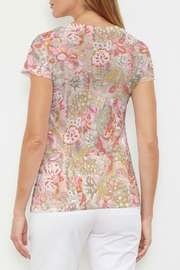 Whimsy Rose Bohemian Pink T - Front full body