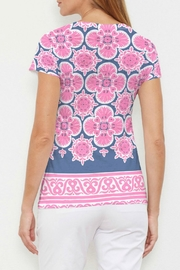 Whimsy Rose Isabella Pink Top - Front full body