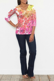 Whimsy Rose Maui Plumeria T - Front cropped