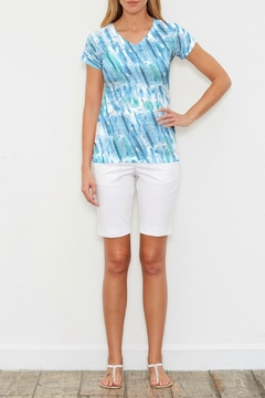 Shoptiques Product: Ocean Blue T