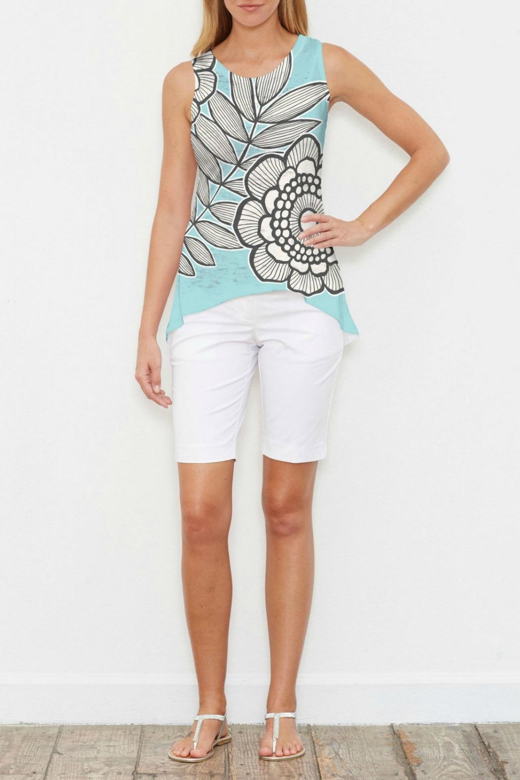 Whimsy Rose Salt Air T - Front Cropped Image