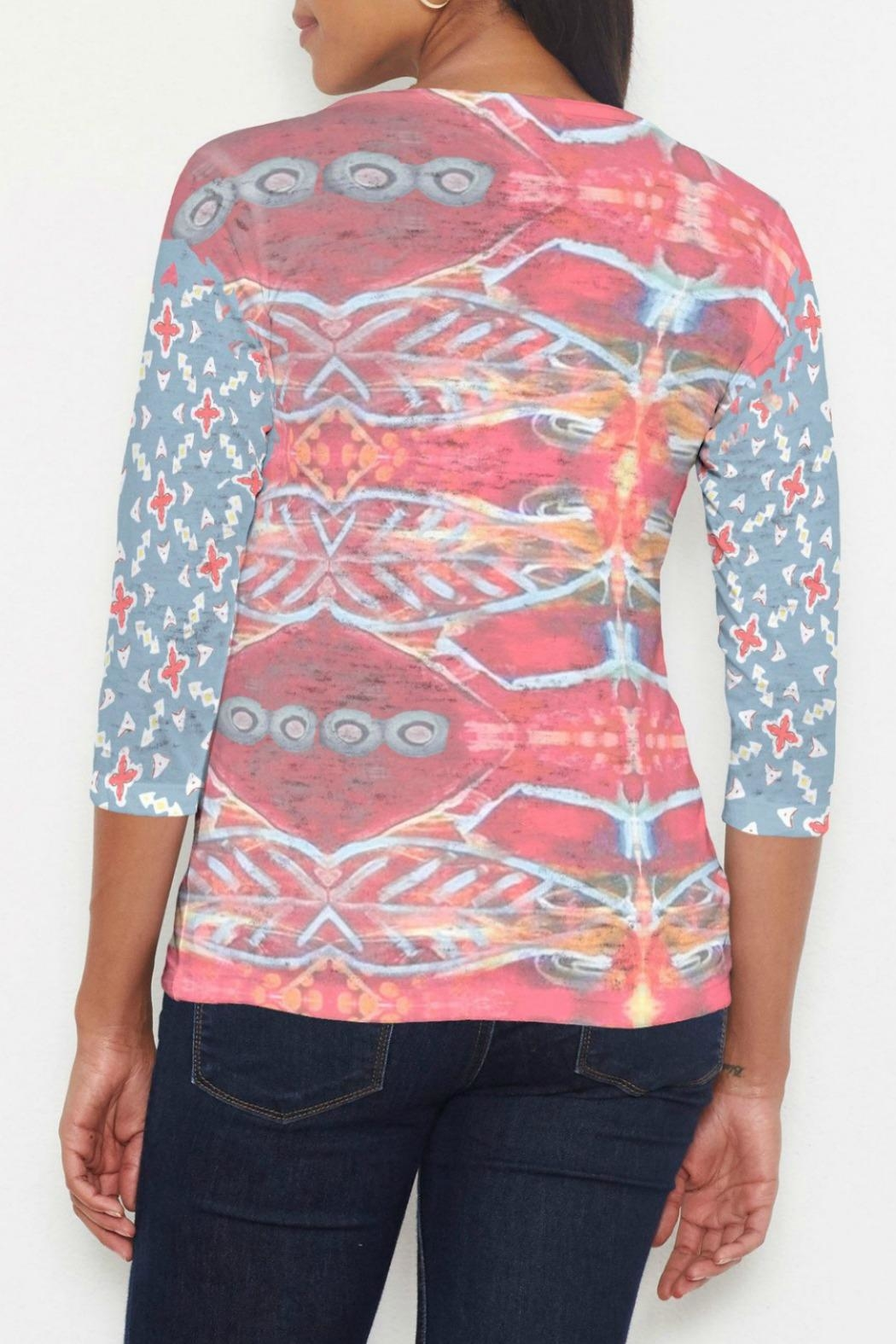 Whimsy Rose Sedona Sunset Top - Front Full Image