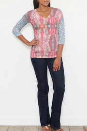 Whimsy Rose Sedona Sunset Top - Front cropped