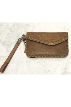 Latico Whip stitch clutch - Product List Image